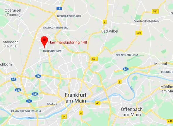 Eigentumswohnung in Frankfurt am Main
