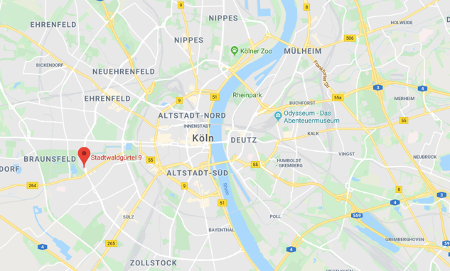 Eigentumswohnung in Koeln