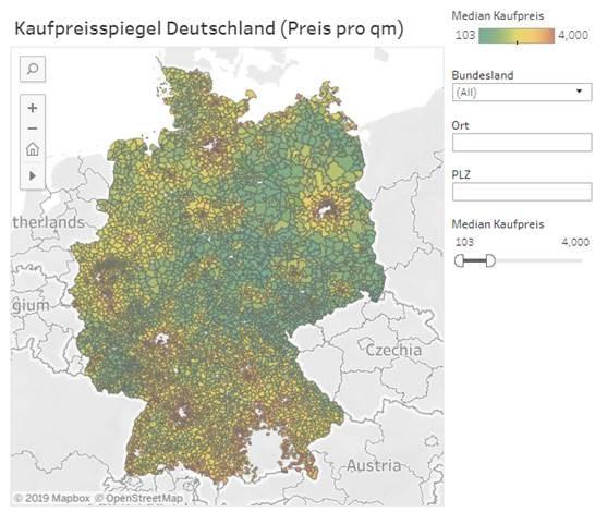 Kaufpreisspiegel-Deutschland