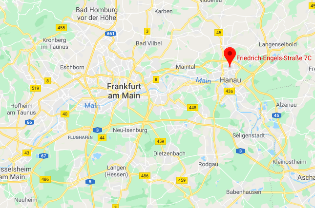 Wohnhaus in Hanau